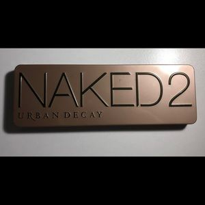 Urban Decay: Naked 2 Eyeshadow Palette